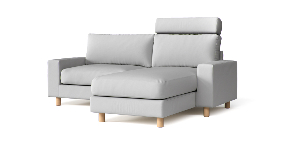 Excellent Wide Arm Sectional Sofa With Feather Pocket Coil Cusions Cover Bralicious Painted Fabric Chair Ideas Braliciousco