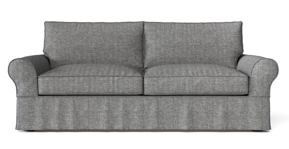 Pb Comfort Roll Arm Grand Sofa Slipcover