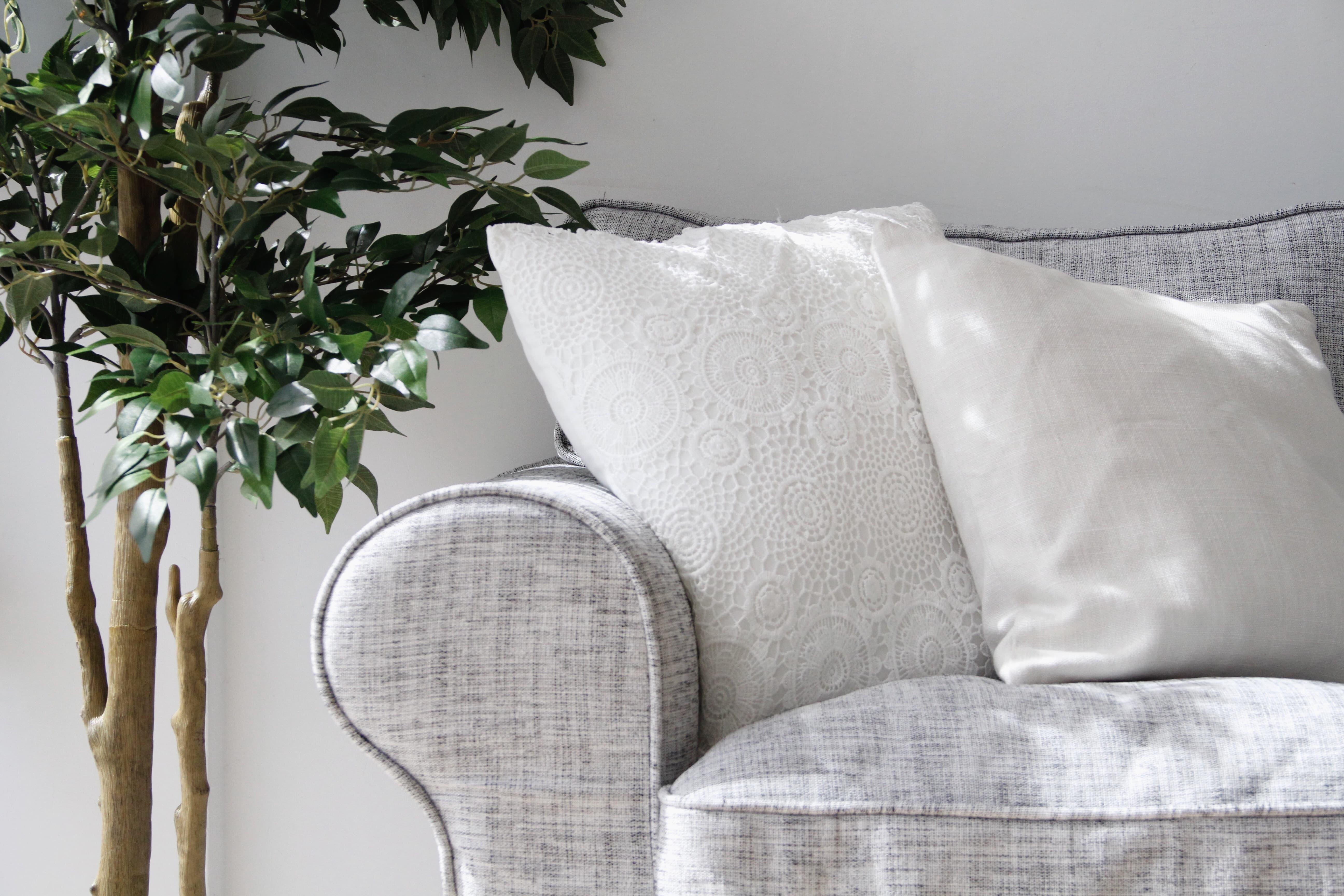 round armrest