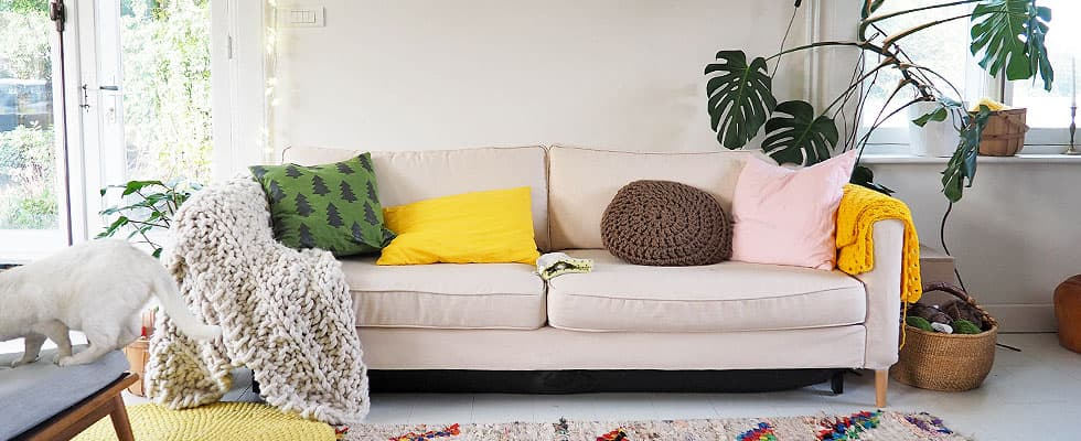 The Lovely Sofa of Ours