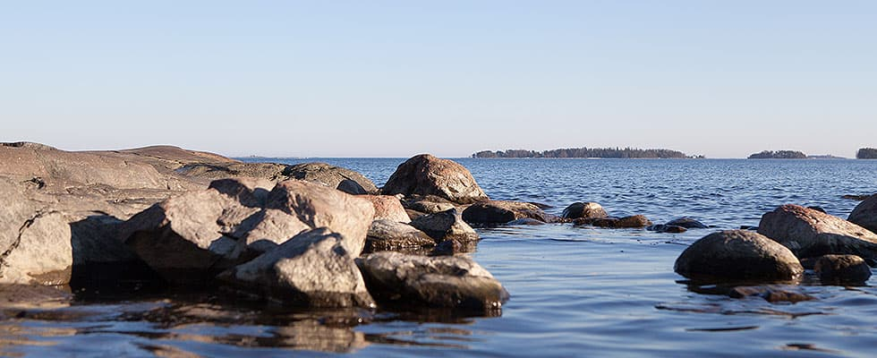 Sea side Espoo