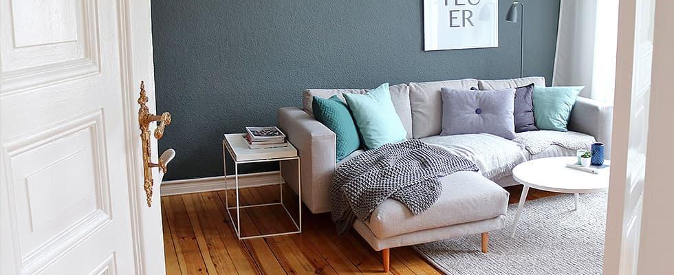 mein neues sofa